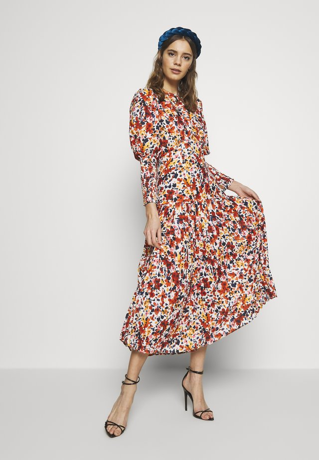 BLOSSOM DAKOTA DRESS - Sukienka letnia - orange