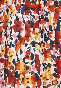 Never Fully Dressed - BLOSSOM DAKOTA DRESS - Korte jurk - orange - 5