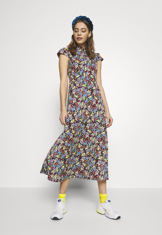 FLORAL ANDI DRESS - Sukienka letnia - multi