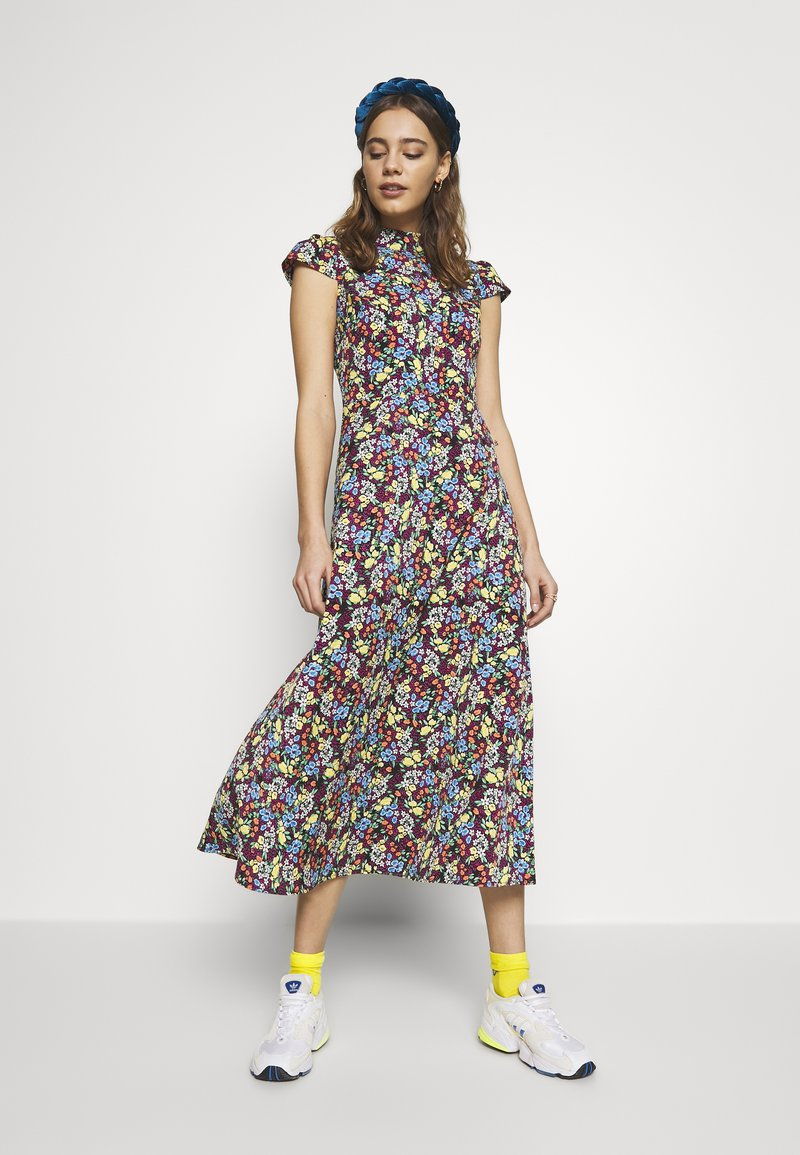 Never Fully Dressed - FLORAL ANDI DRESS - Denní šaty - multi