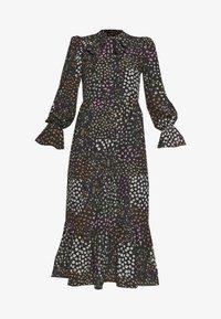 Never Fully Dressed - MEADOW PRINT DRESS - Denní šaty - black - 4