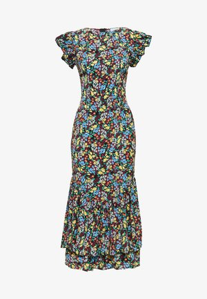 FRIDA FLORAL DRESS - Denní šaty - multi
