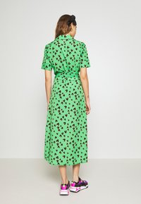 Never Fully Dressed - HEARTS BROOKLYN DRESS - Day dress - green - 2
