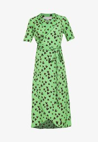 Never Fully Dressed - HEARTS BROOKLYN DRESS - Day dress - green - 5