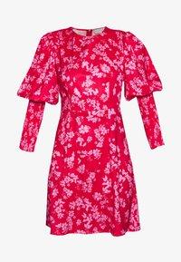 Never Fully Dressed - MINI DELORES DRESS - Korte jurk - pink - 5