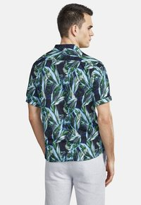 NEW IN TOWN - HAWAII - Shirt - night blue - 2