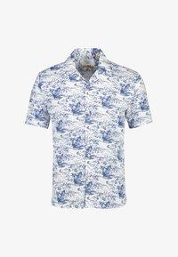 NEW IN TOWN - HAWAIIAN-STYLE - Shirt - blue ii - 5