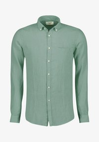 NEW IN TOWN - MIT BUTTON-DOWN-KRAGEN - Shirt - green - 5