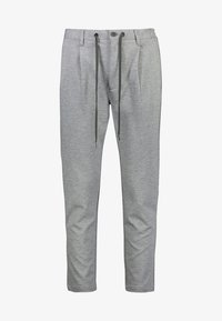 NEW IN TOWN - Trousers - grey - 4