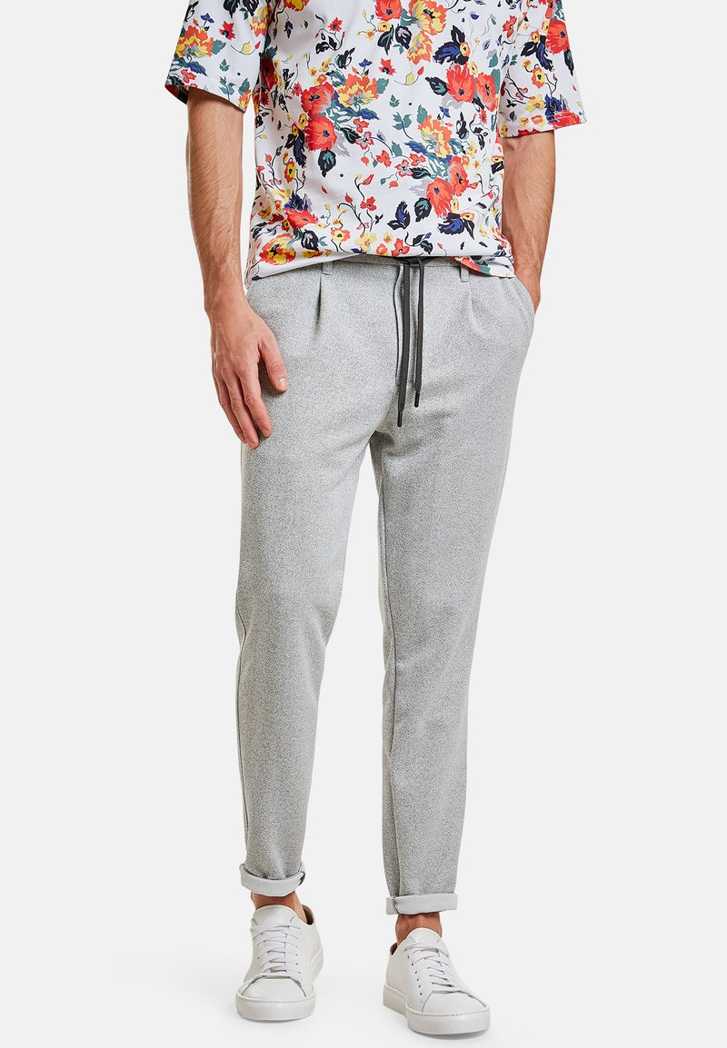 NEW IN TOWN - DAVE - Chinos - grey