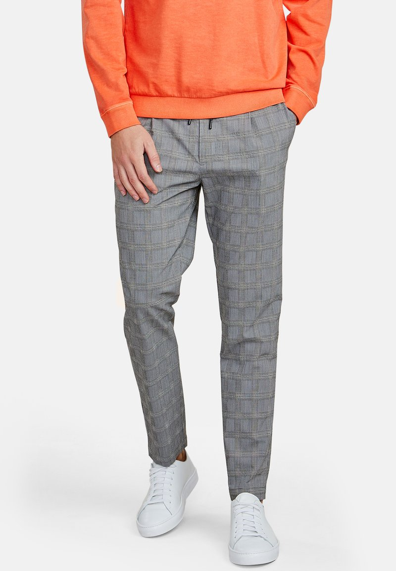 NEW IN TOWN - Chinos - grey