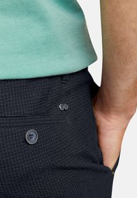 NEW IN TOWN - Trousers - navy - 3
