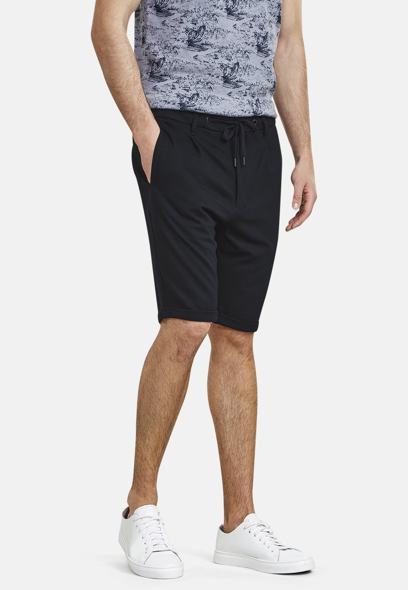 NEW IN TOWN - Shorts - navy