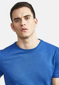 NEW IN TOWN - Basic T-shirt - blue - 3