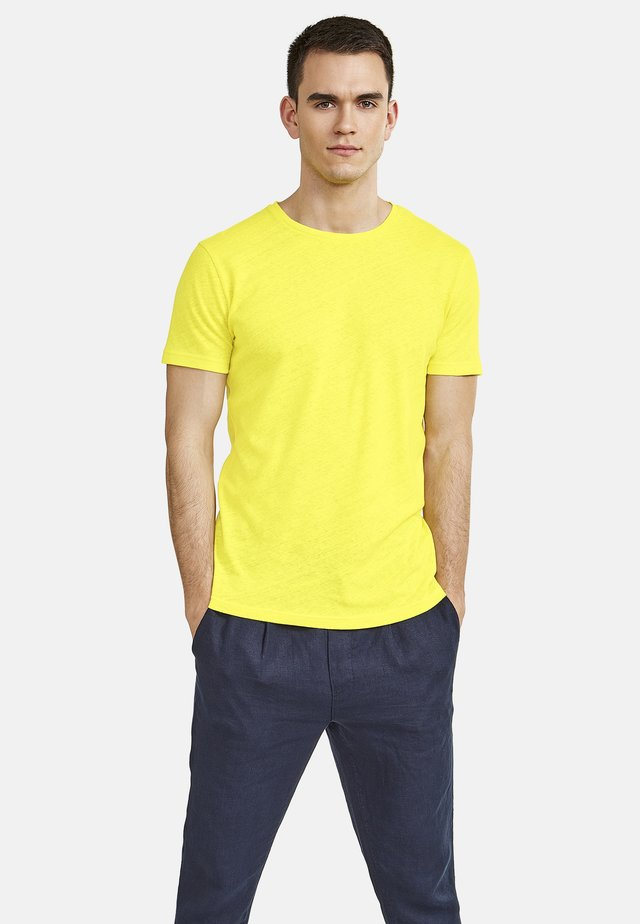 T-shirt basic - wild lime