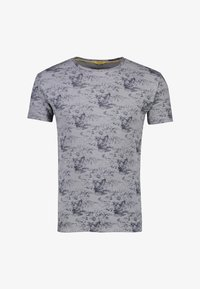 NEW IN TOWN - Print T-shirt - grey - 5