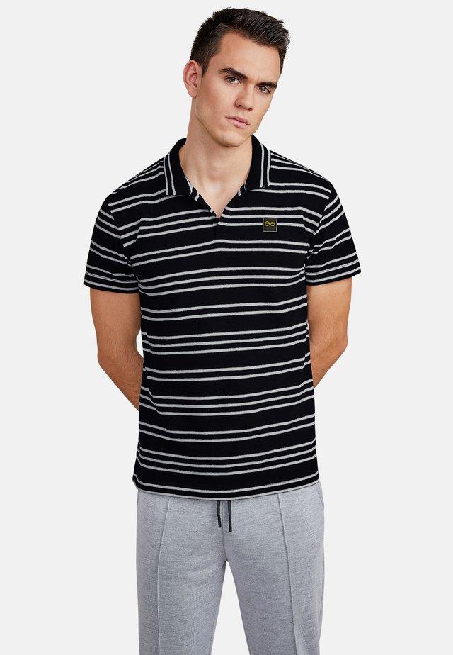 Polo shirt - night blue