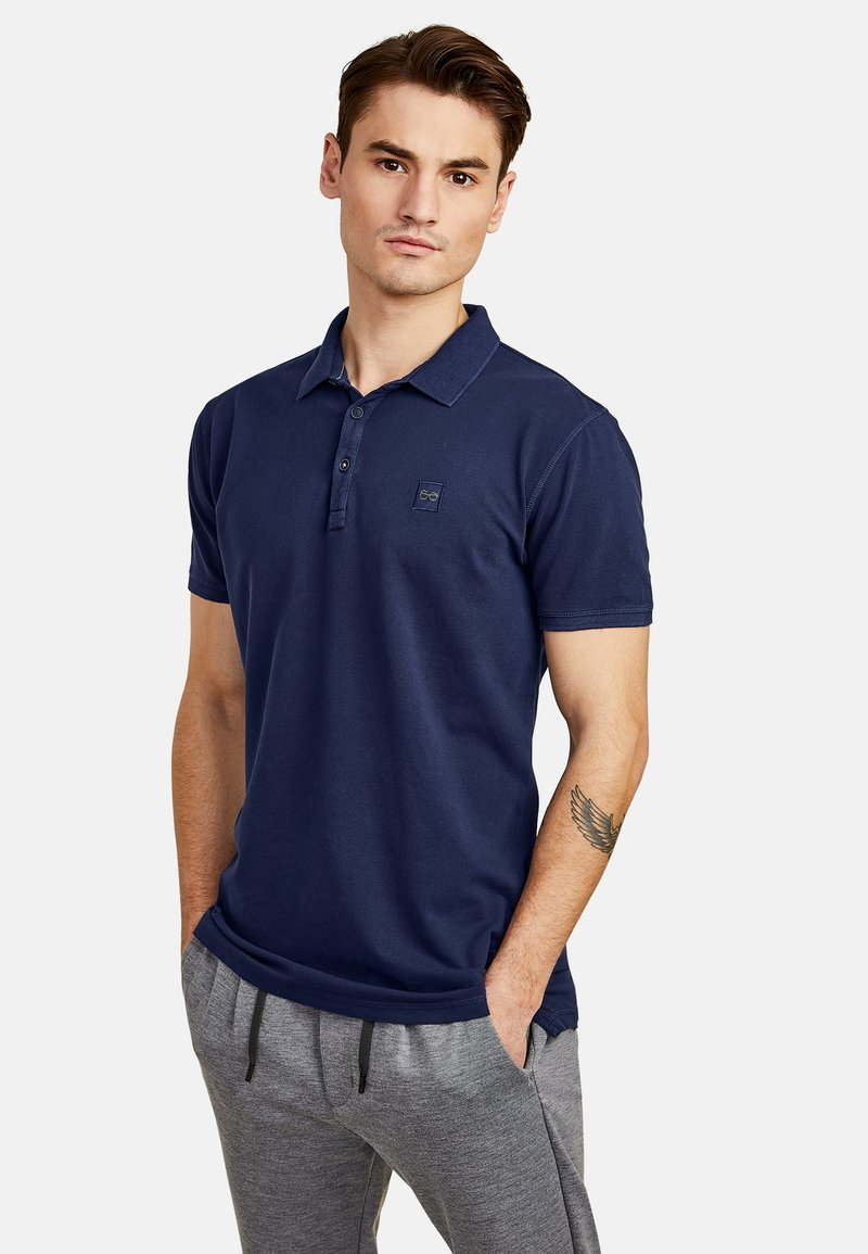 NEW IN TOWN - Polo shirt - night blue