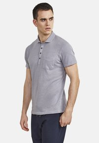 NEW IN TOWN - Polo shirt - grey - 0
