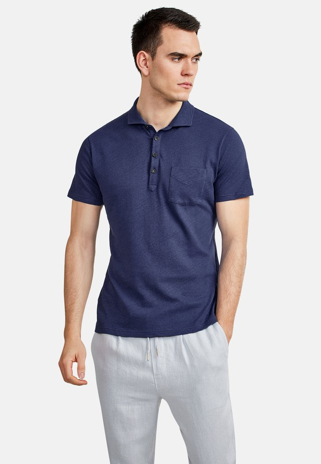 Polo shirt - night blue