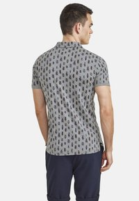 NEW IN TOWN - MIT ALLOVER-INSEKTENPRINT - Polo shirt - grey - 2