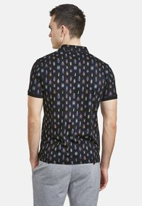 NEW IN TOWN - MIT ALLOVER-INSEKTENPRINT - Polo shirt - night blue - 2