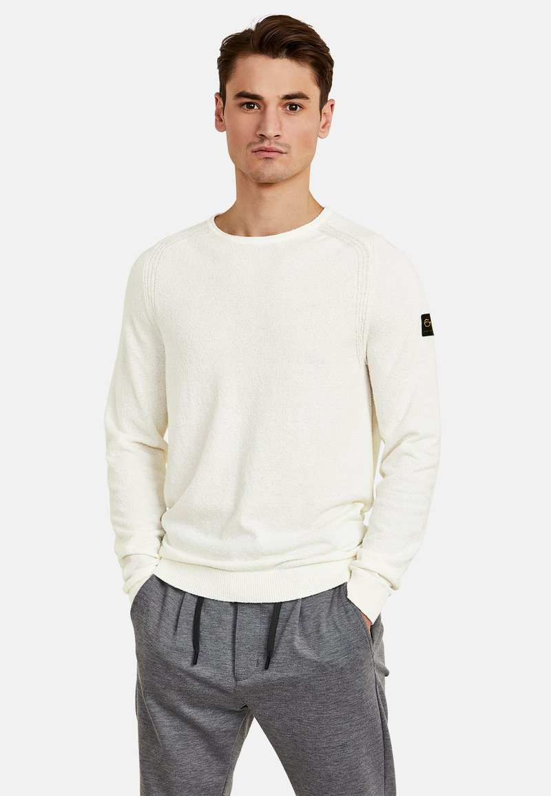 NEW IN TOWN - Jumper -  white