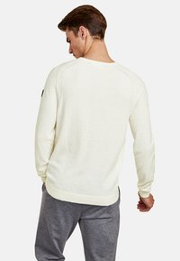 NEW IN TOWN - Jumper -  white - 2