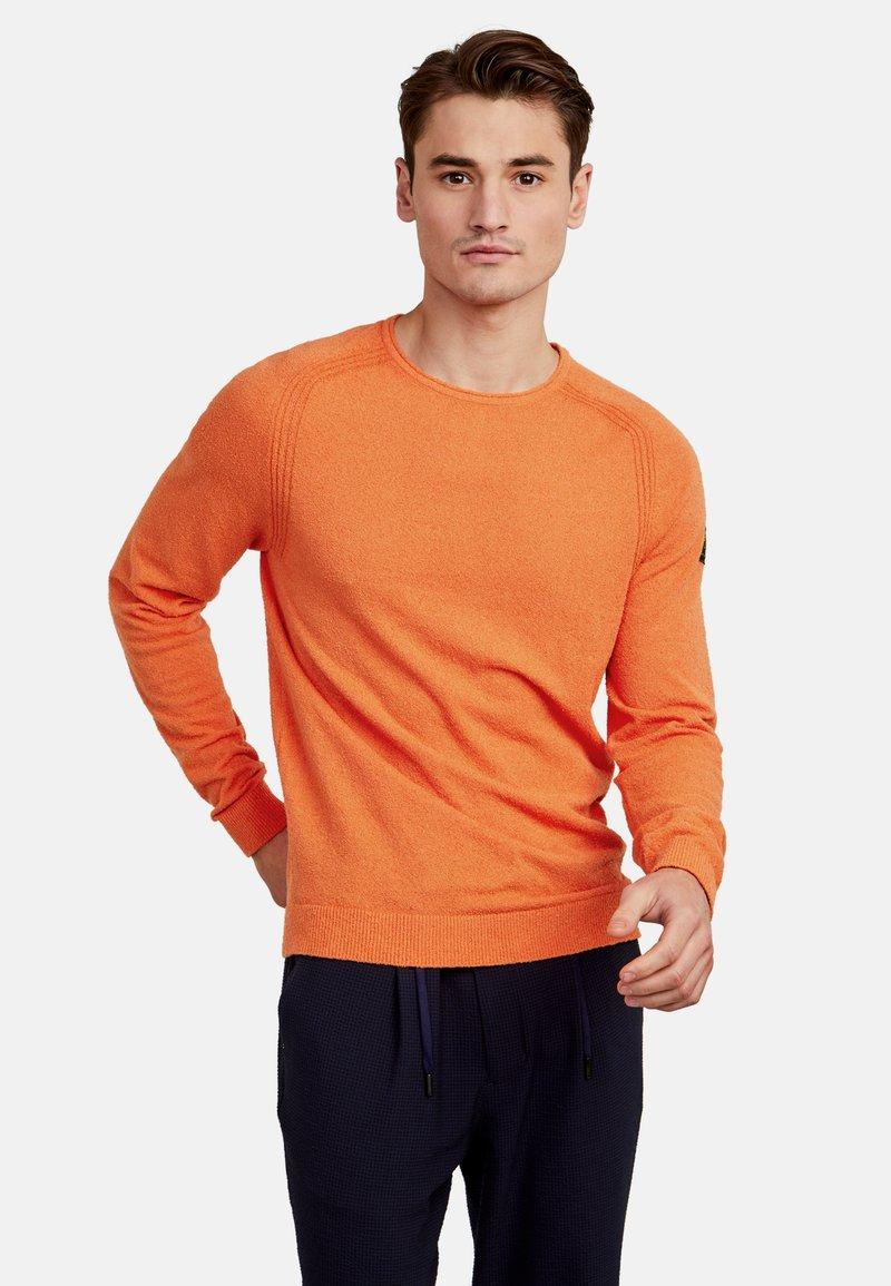 NEW IN TOWN - Jumper - orange