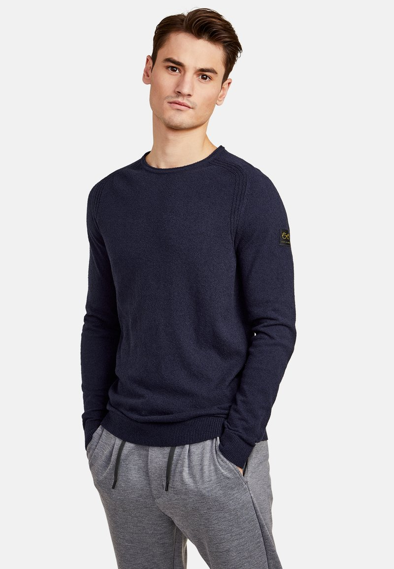 NEW IN TOWN - Jumper - night blue