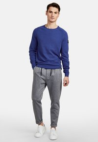 NEW IN TOWN - Jumper - blue - 1