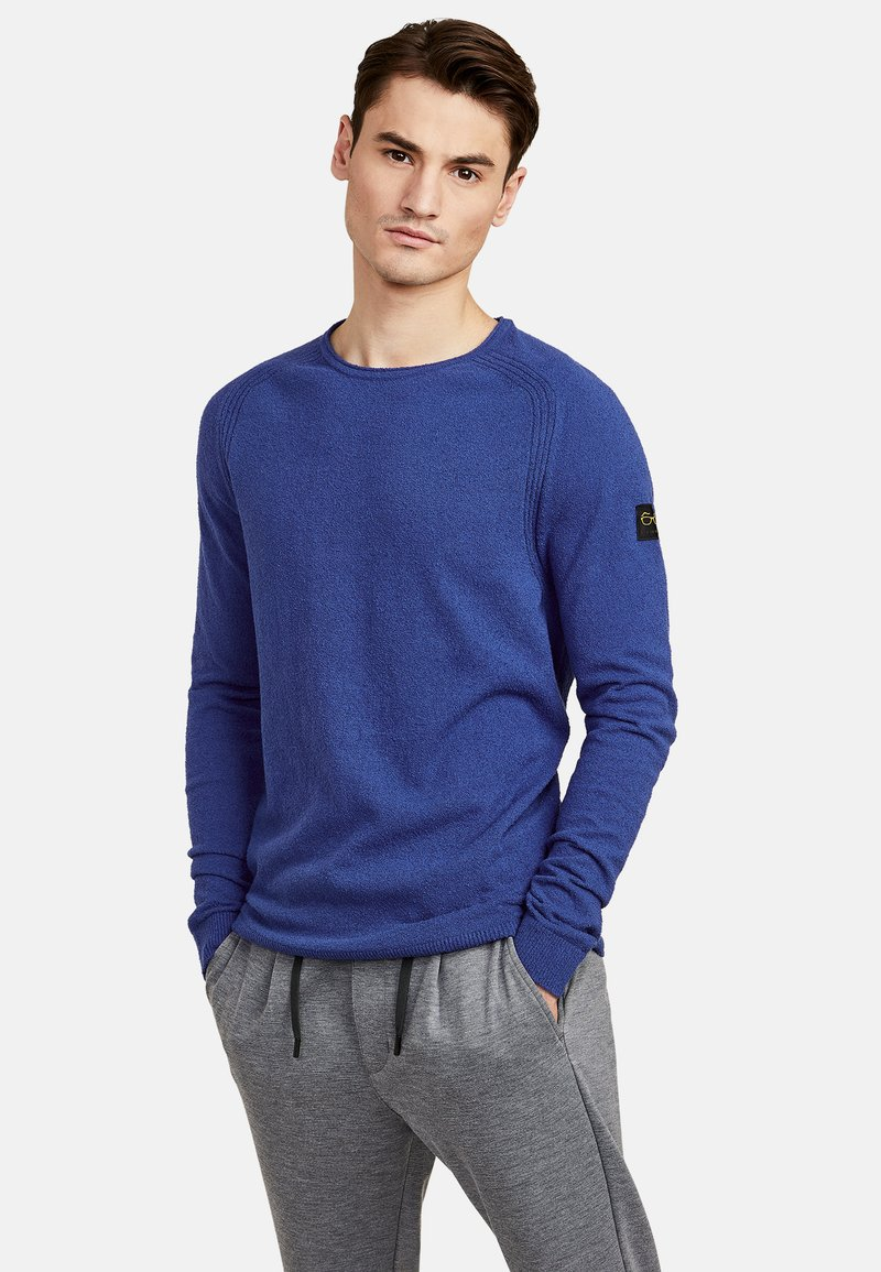 NEW IN TOWN - Jumper - blue