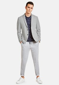 NEW IN TOWN - Blazer jacket - grey - 1