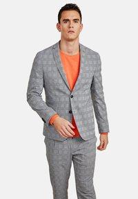 NEW IN TOWN - Blazer jacket - grey - 0