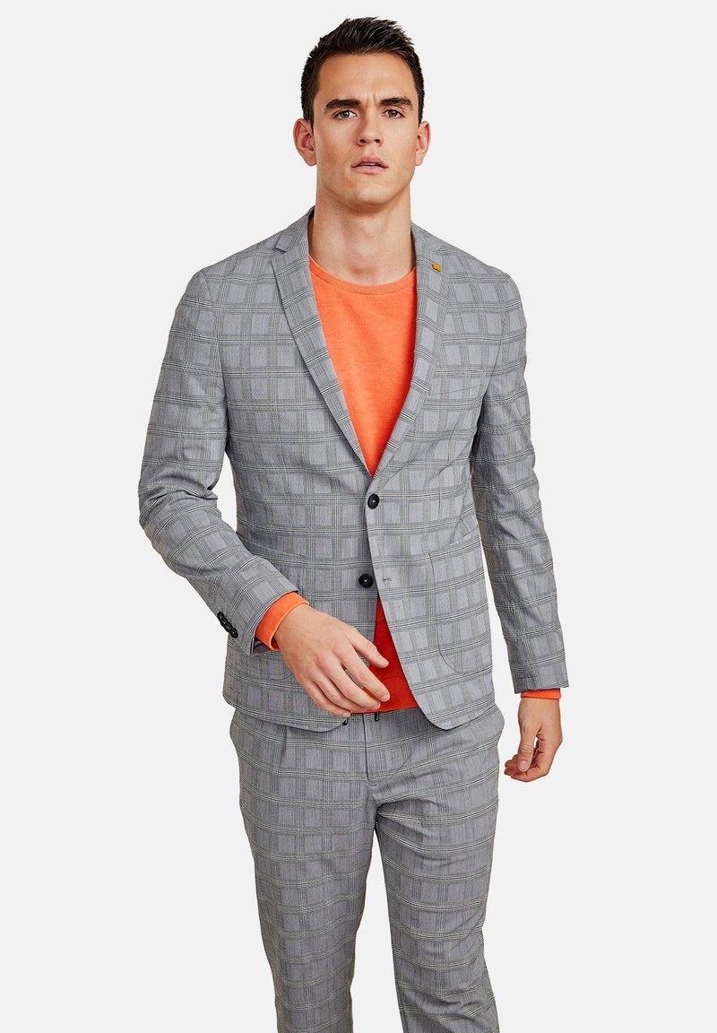 NEW IN TOWN - Blazer jacket - grey
