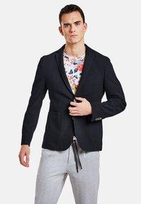 NEW IN TOWN - Blazer jacket - navy - 0