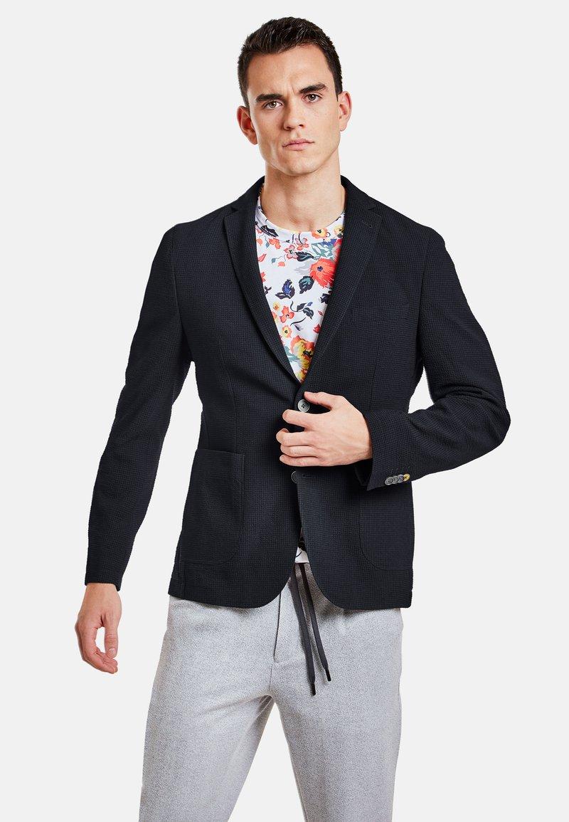 NEW IN TOWN - Blazer jacket - navy