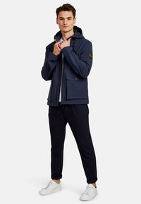 NEW IN TOWN - MIT KAPUZE - Summer jacket - night blue - 1