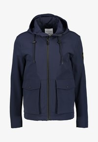 NEW IN TOWN - MIT KAPUZE - Summer jacket - night blue - 5