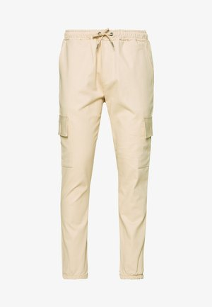 CARTEL - Cargo trousers - tan