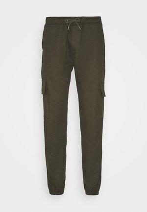 CARTEL - Cargo trousers - khaki
