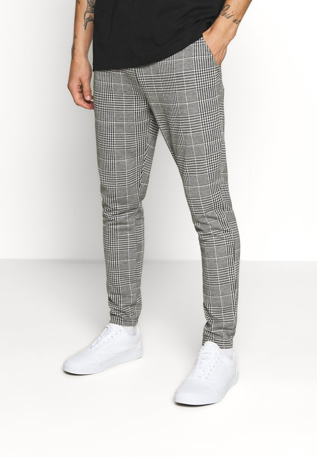 DART TROUSER - Bukse - grey