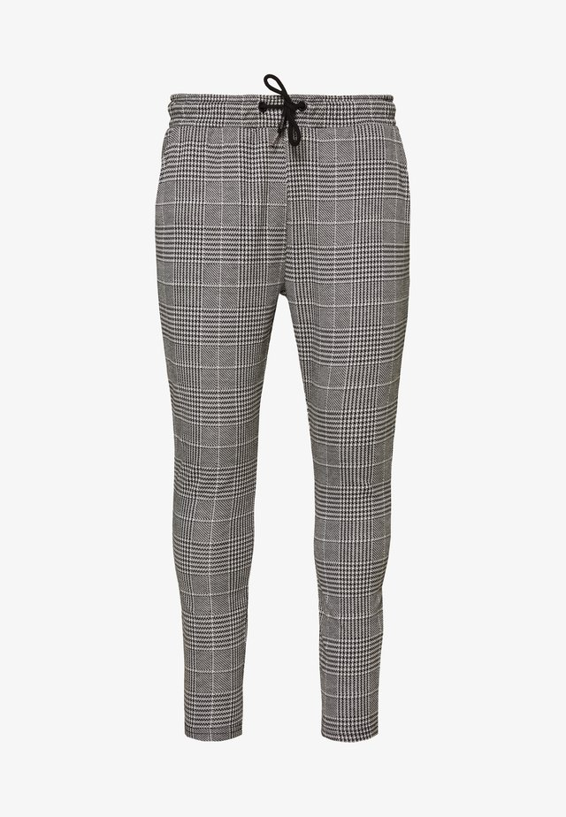 DART TROUSER - Trousers - grey