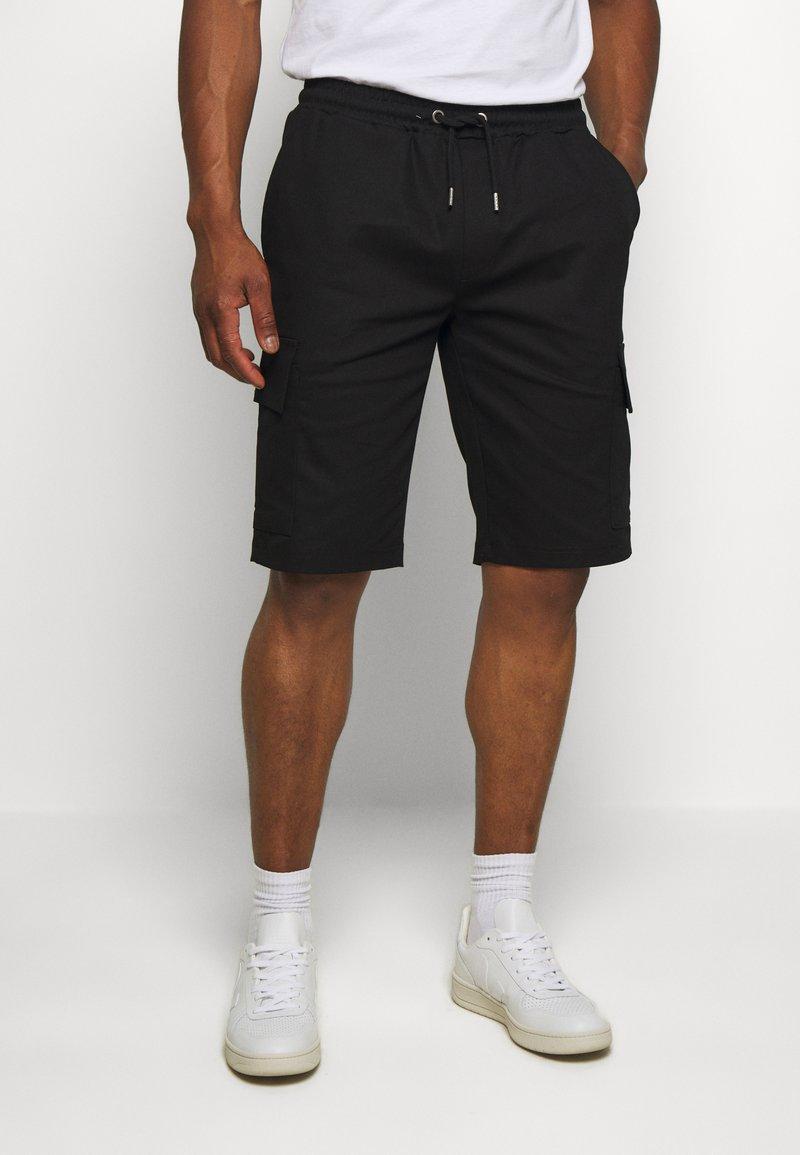 Newport Bay Sailing Club - CARTEL - Shorts - black