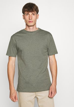 TEE 5 PACK - T-shirt basic - mottled light grey