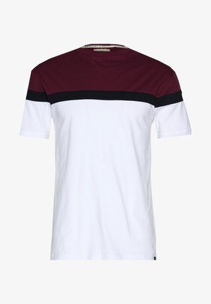 TERRACE TEE - T-shirt con stampa - white