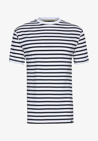 Newport Bay Sailing Club - PORTER TEE - T-shirt imprimé - white - 0