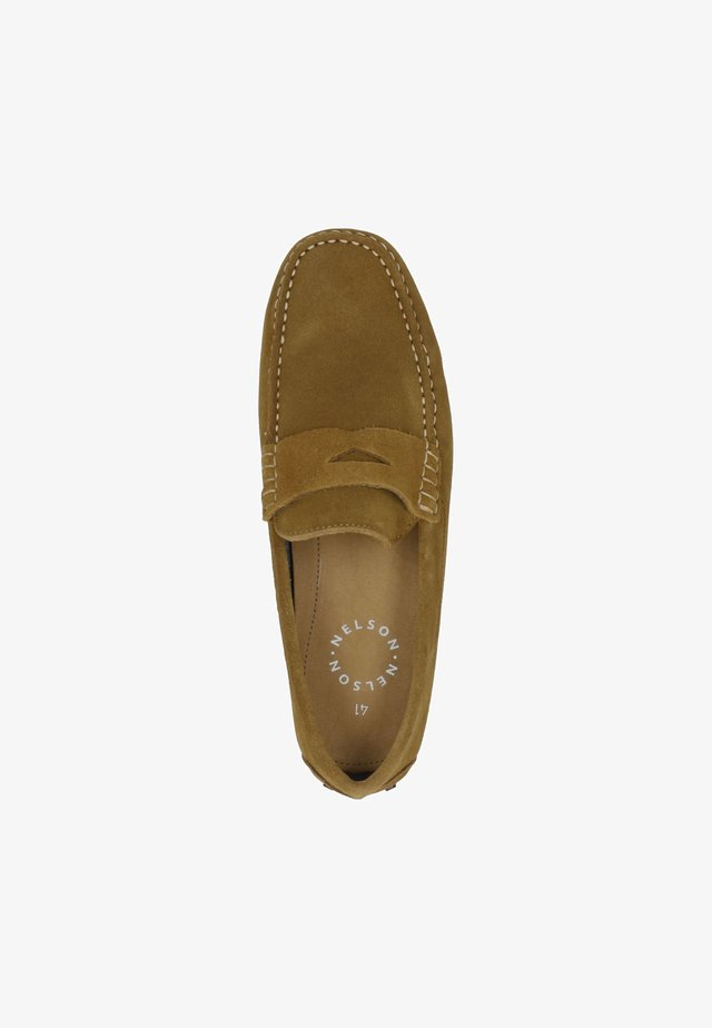 LOAFER - Mocassins - cognac