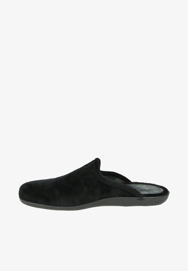 Muiltjes - zwart