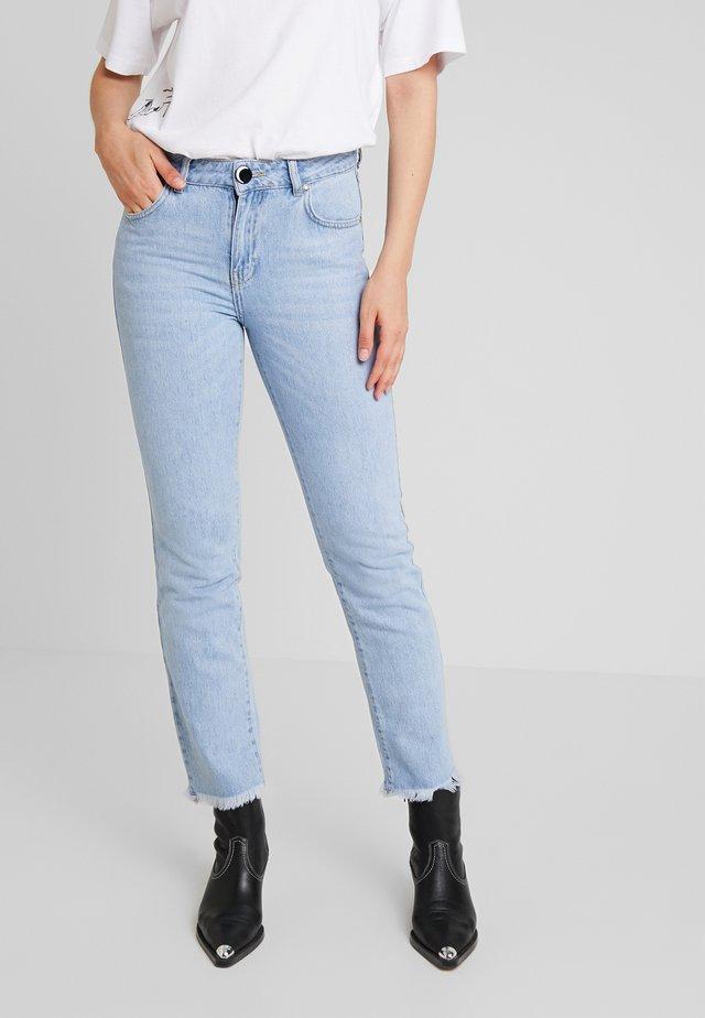 VOODOOCHILD - Jeans straight leg - original blue